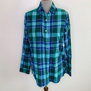 ⭐️3/$25⭐️ Old Navy button down flannel top